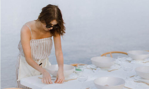 Sea and Silk_Why Wedding Pros do Styled Shoots Tablescape prep